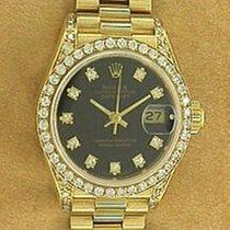 "Rolex Diamond Crown Collection ""President""."