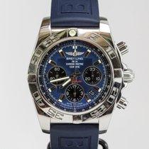 "Breitling Windrider Chronomat B01 ""Black Eye"""