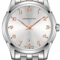Hamilton Jazzmaster Thinline Herrenuhr H38511113