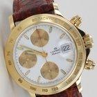 Lorenz Chronograph 18K Gold Automatik