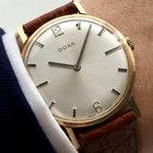 Doxa Handwinding Watch in 14 carat Solid Gold Case