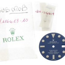 Rolex Submariner Blue dial white gold 18kt