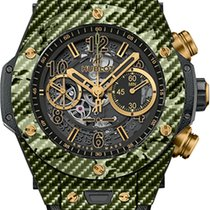 Hublot Big Bang Unico 45 mm Unico Italia Independent Green...