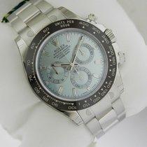 Rolex Daytona 116506 Perpetual Cosmograph Dayonta Platinum...