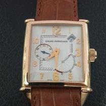 Girard Perregaux Vintage power reserve Ref.25850 18k Pink gold