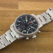 Fortis Flieger Pilot COSC Chronograph CHRONOMETER  GMT