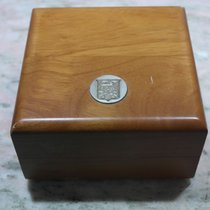 Zenith vintage wooden watch box primero models used condition