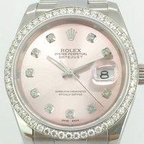 Rolex Datejust Diamonds Aftermarket Box/Papers