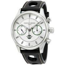 Frederique Constant Vintage Rally Swiss Automatic Silver...