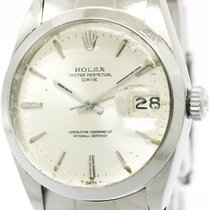 Rolex Vintage Rolex Oyster Perpetual Date 1500 Steel Automatic...