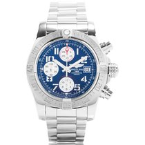Breitling Avenger Blue Automatic Mens Watch A1338111/C870 170A