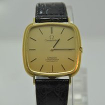 Omega Constellation Chronometer Automatic 18K Solid Gold...