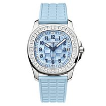 Patek Philippe 5072G-001 White Gold Ladies Aquanaut 35.6mm [NEW]