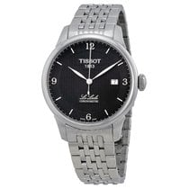 Tissot Le Locle Chronometre Black Dial  Men's T0064081105700