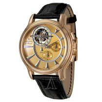 제니트 (Zenith) Men's Academy Tourbillon Chronograph Watch