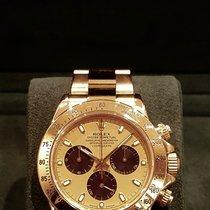 Rolex Daytona Or Jaune 116528