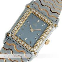 Ebel Classic Stahl / Gold Quarz