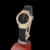 Hublot Classic Yellow Gold Lady Quartz