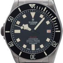 Tudor Pelagos LHD ref. 25610TNL circa 2016 B & P