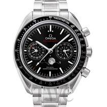 オメガ (Omega) Speedmaster Moonwatch Moonphase Chronograph Black...