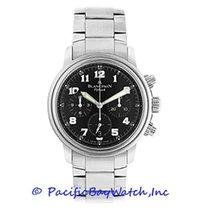 Blancpain Leman Chronograph Flyback 2185F-1130-71 Pre-Owned