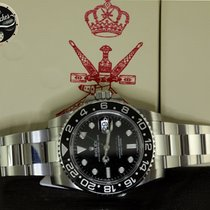 Rolex GMT MASTER II REF.116710LN OMAN,NOS