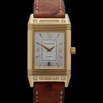 Jaeger-LeCoultre Reverso Classique Art Deco Afterset Diamonds...
