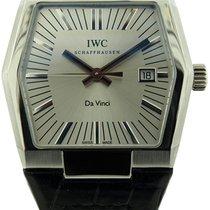 萬國 (IWC) Vintage Da Vinci Platinum Automatic Watch IW546105