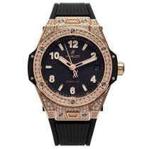 Hublot Big Bang One Click King Gold Pave 39mm
