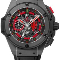 Hublot Big Bang King Power Red Devil Manchester United...