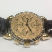Chronoswiss Klassik 18k pink gold/steel ref.7404