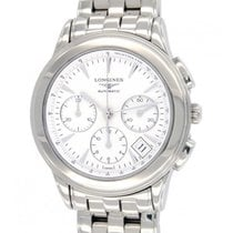 Longines Flagship Automatic L4.803.4.12.6 Steel, 39mm