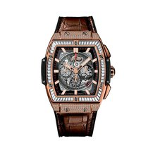 Hublot Spirit of Big Bang  51mm Automatic 18K King Gold Mens...
