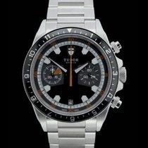 Tudor Heritage Chronograph - Ref.: 70330N - Box/Papiere - Bj.:...