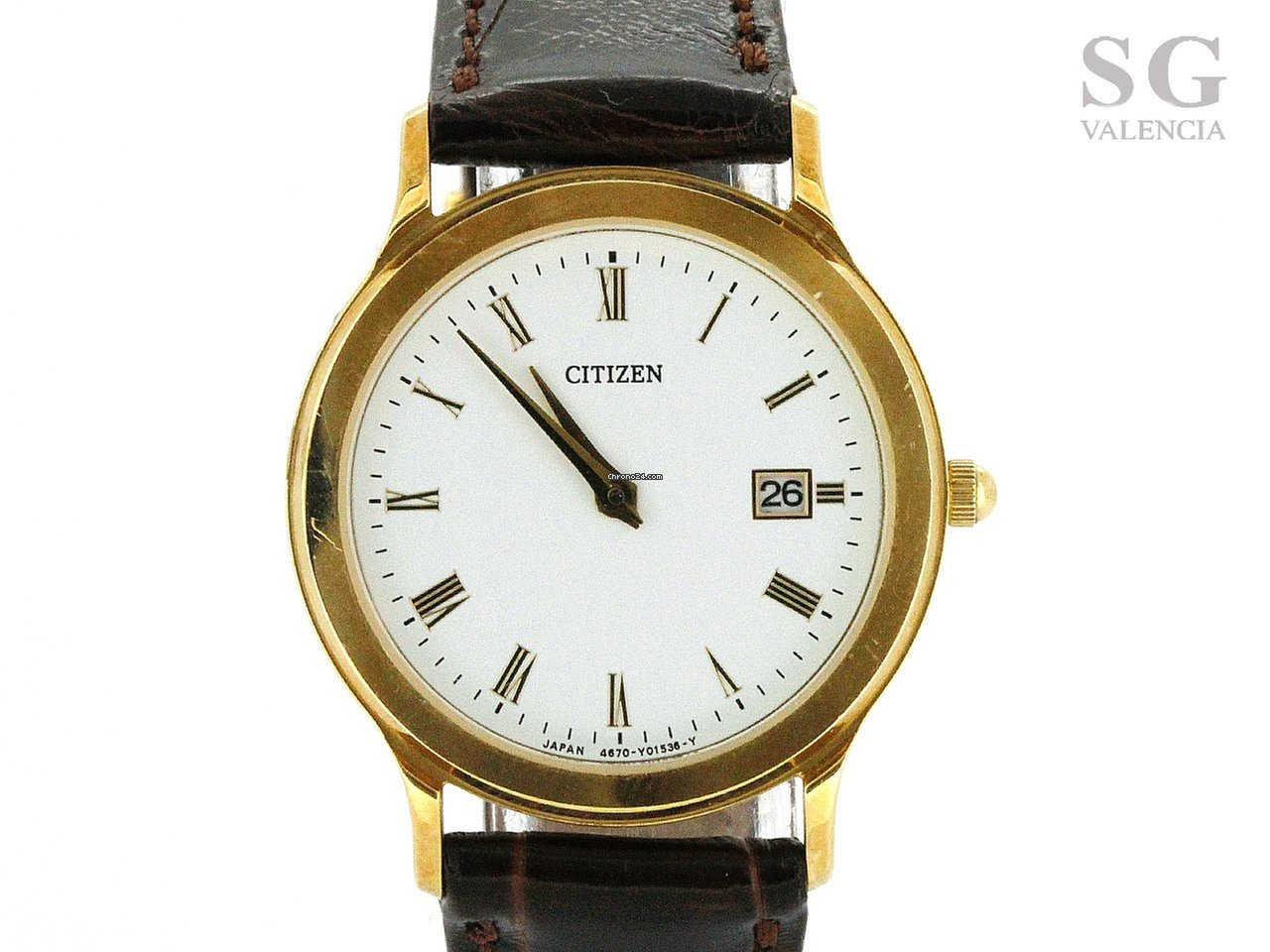 Precio reloj citizen stainless steel mujer