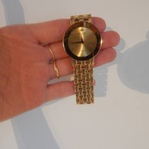 Raymond Weil Othello 18k Gold Electroplated Watch