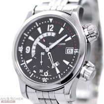 Jaeger-LeCoultre Compressor Dualmatic Ref-1738170 Stainless...