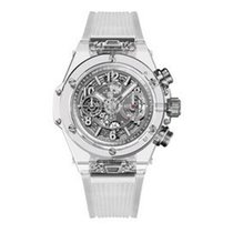 ウブロ (Hublot) 411.JX.4802.RT Big Bang Unico Sapphire - On White...
