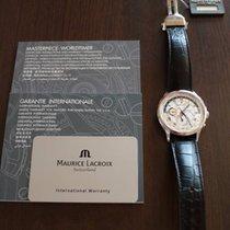 Maurice Lacroix Masterpiece Wordtimer