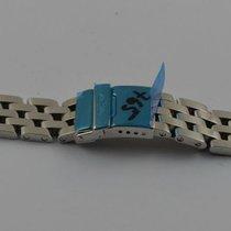 Breitling Pilotband Stahl/stahl 765a Callistino 15mm Bracelet...