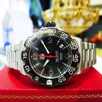 TAG Heuer Formula 1 Professional  Wac110-0 Black Dial Watch
