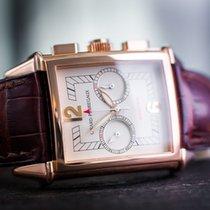 Girard Perregaux Vintage 1945 Chrono 18k Rose Gold