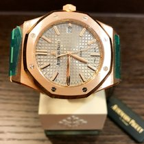 Audemars Piguet Royal Oak Selfwinding Rosegold 37mm 15450OR.OO...