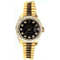 ロレックス (Rolex) Lady's President Model 79178, 18K Yellow...