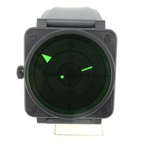 Bell & Ross BR01-92 Radar Lefty Green Limited Edition