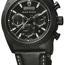 Tudor Men's M42000CN-0017 Fast Rider Blackshield Watch