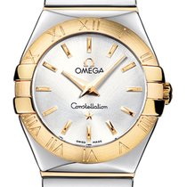 Omega Constellation Polished 27mm 123.20.27.60.02.004