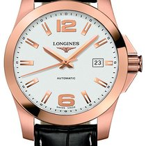 Longines Conquest Automatic 39mm L3.676.8.76.3