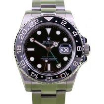 Rolex GMT-Master II 116710 40mm Black Ceramic Stainless Steel