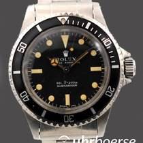 Rolex Oyster Perpetual Submariner in Edelstahl Ref.5513
